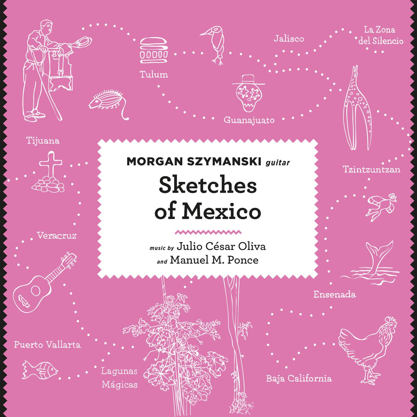 Sketches of Mexico